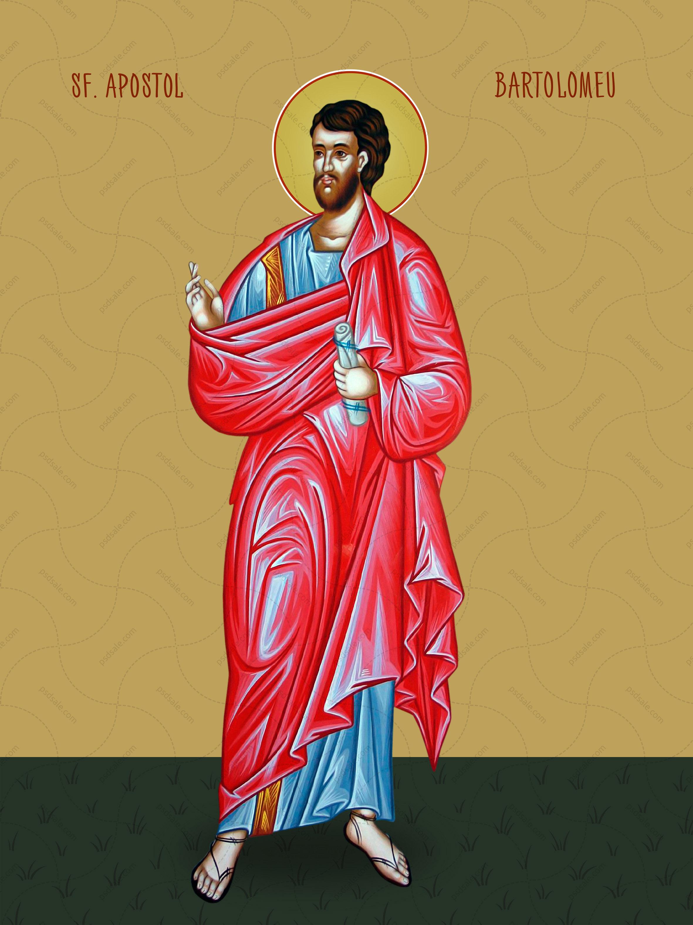 Варфоломей, апостол