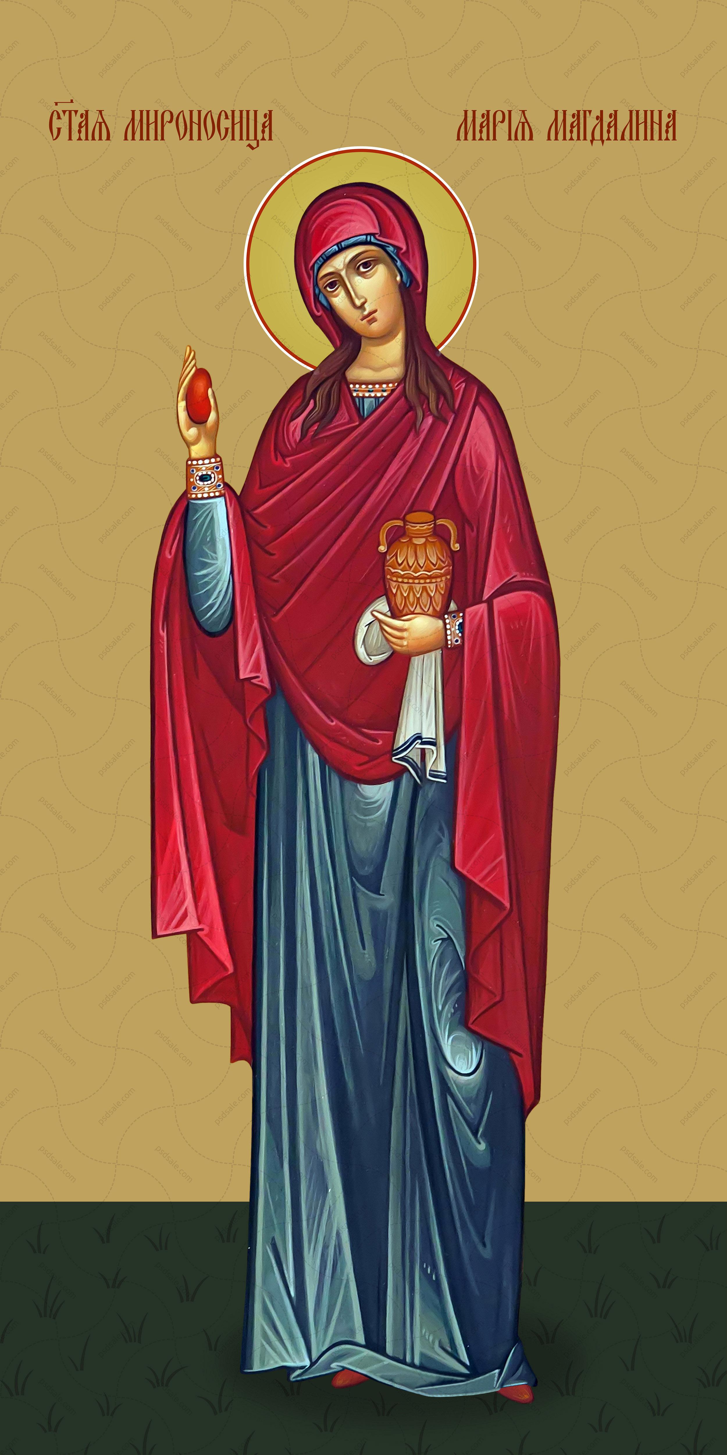 Мерная икона, Мария Магдалина, святая