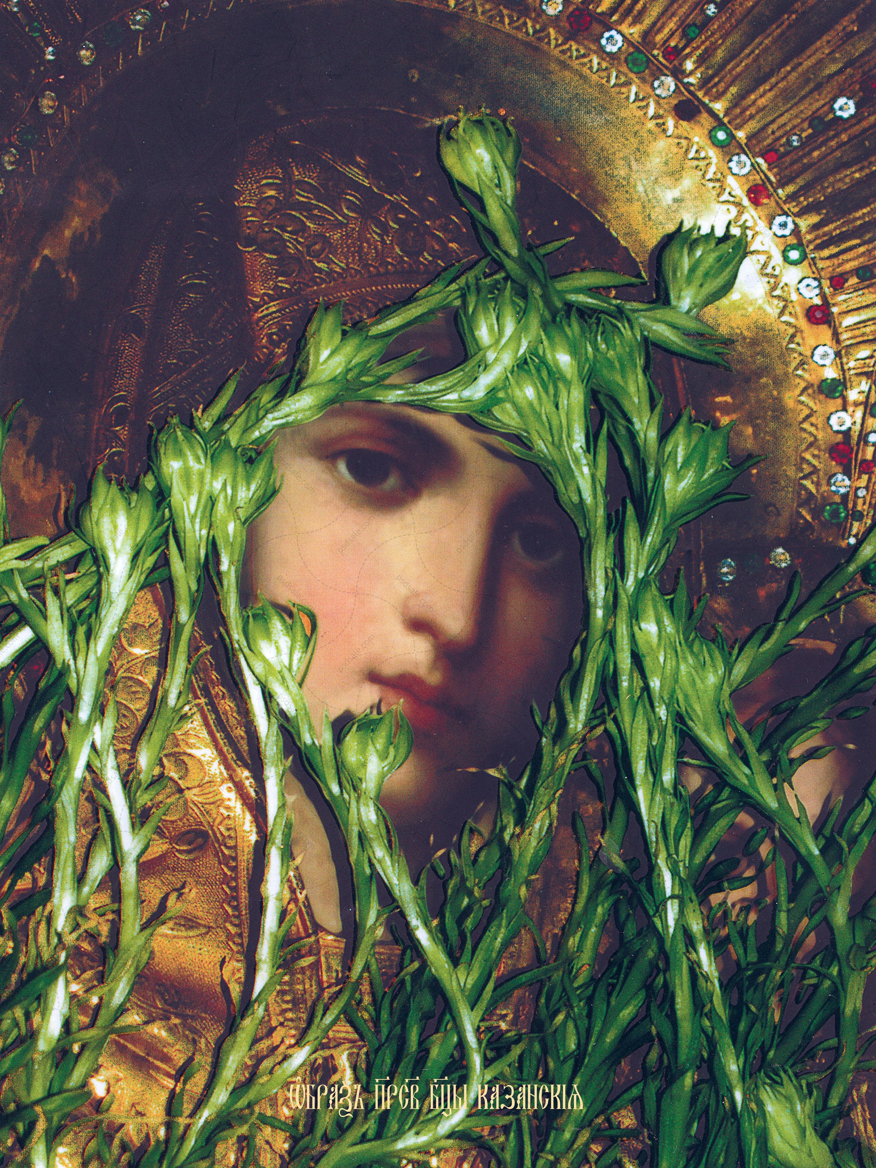 Казанская икона божьей матери чудотворная