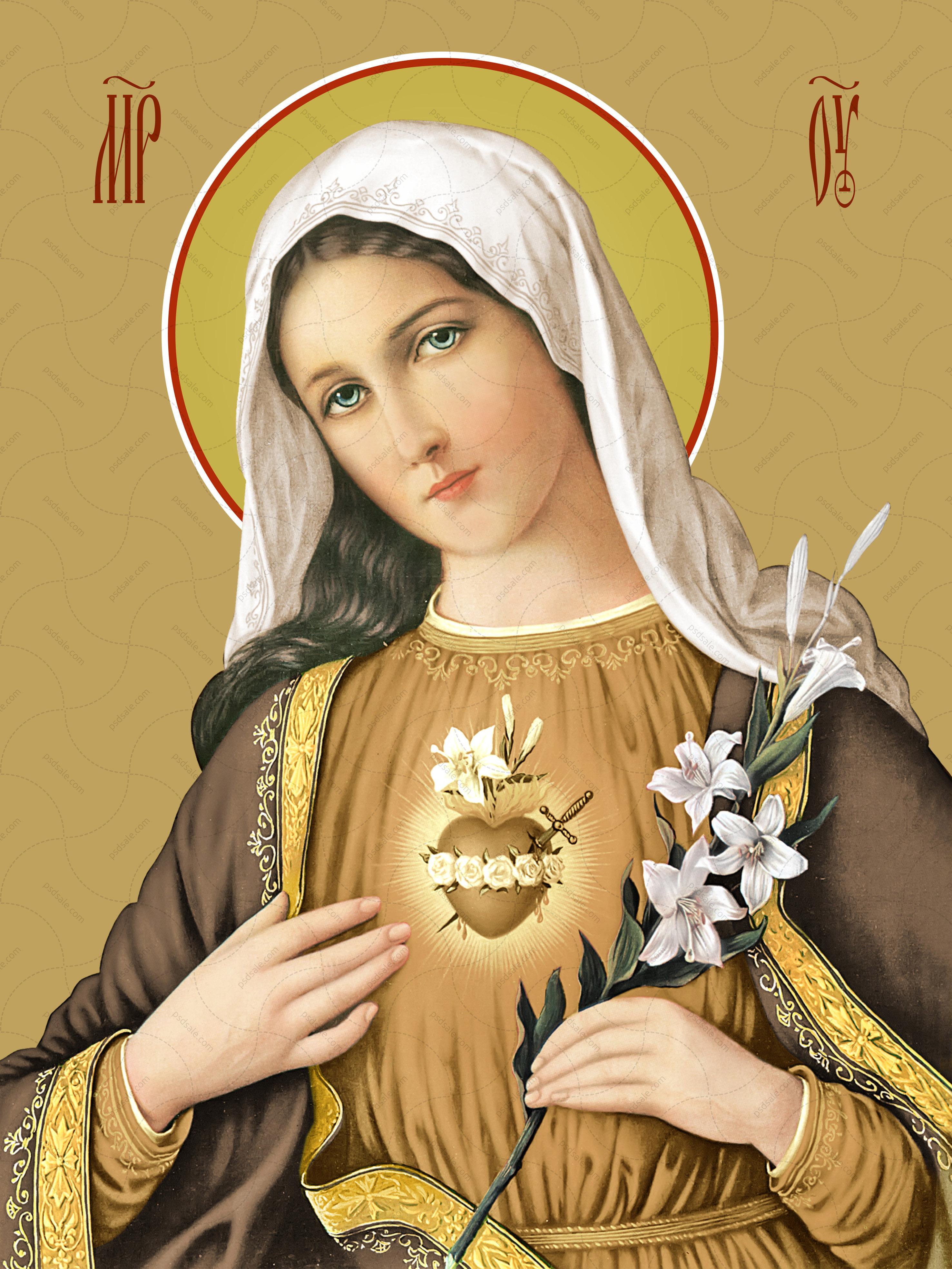 Святое Сердце Марии