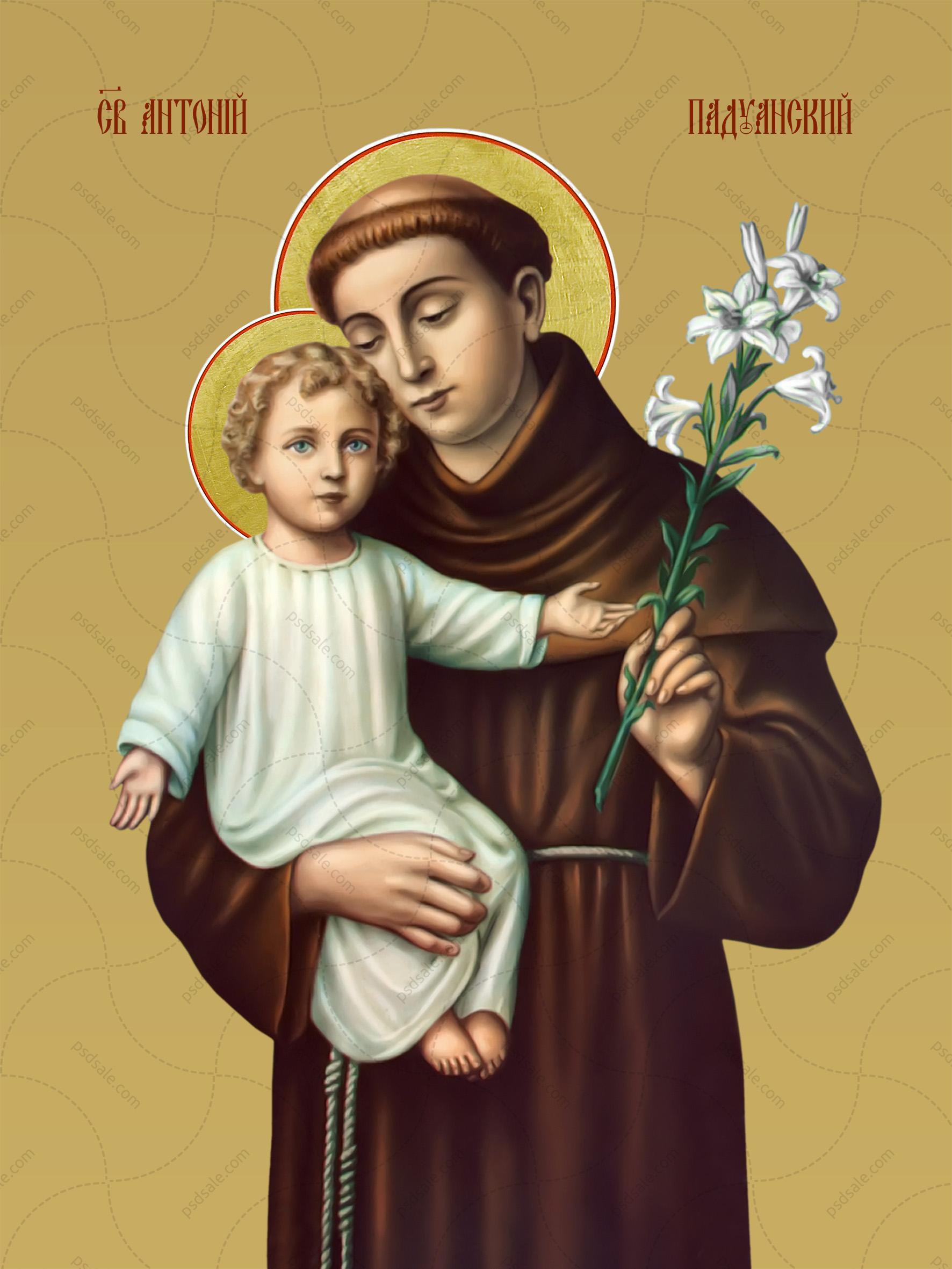 Антоний Падуанский, святой