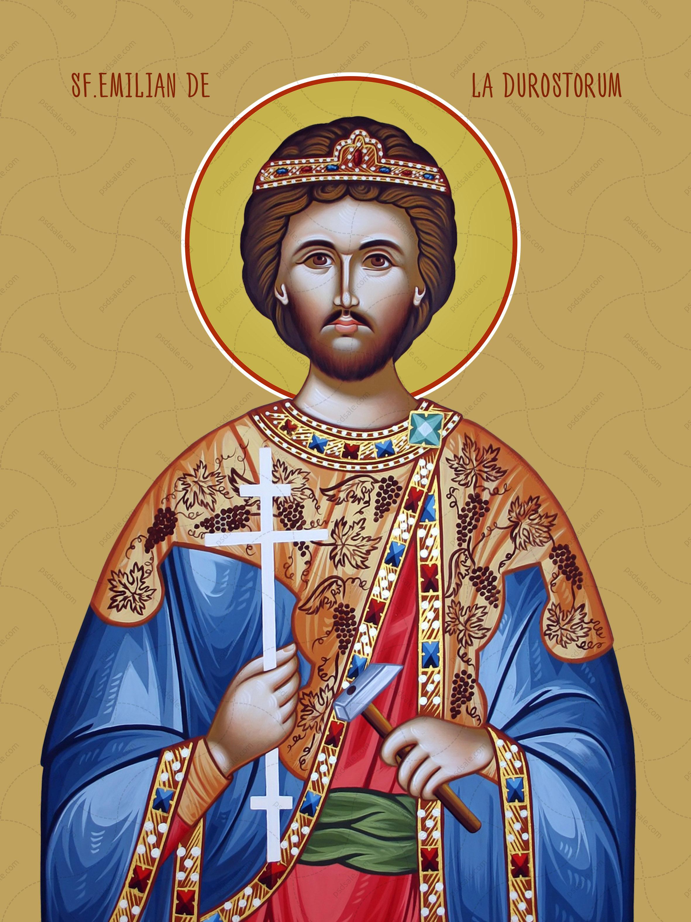 Емилиан Доростольский / Sf.Emilian de la Durostorum