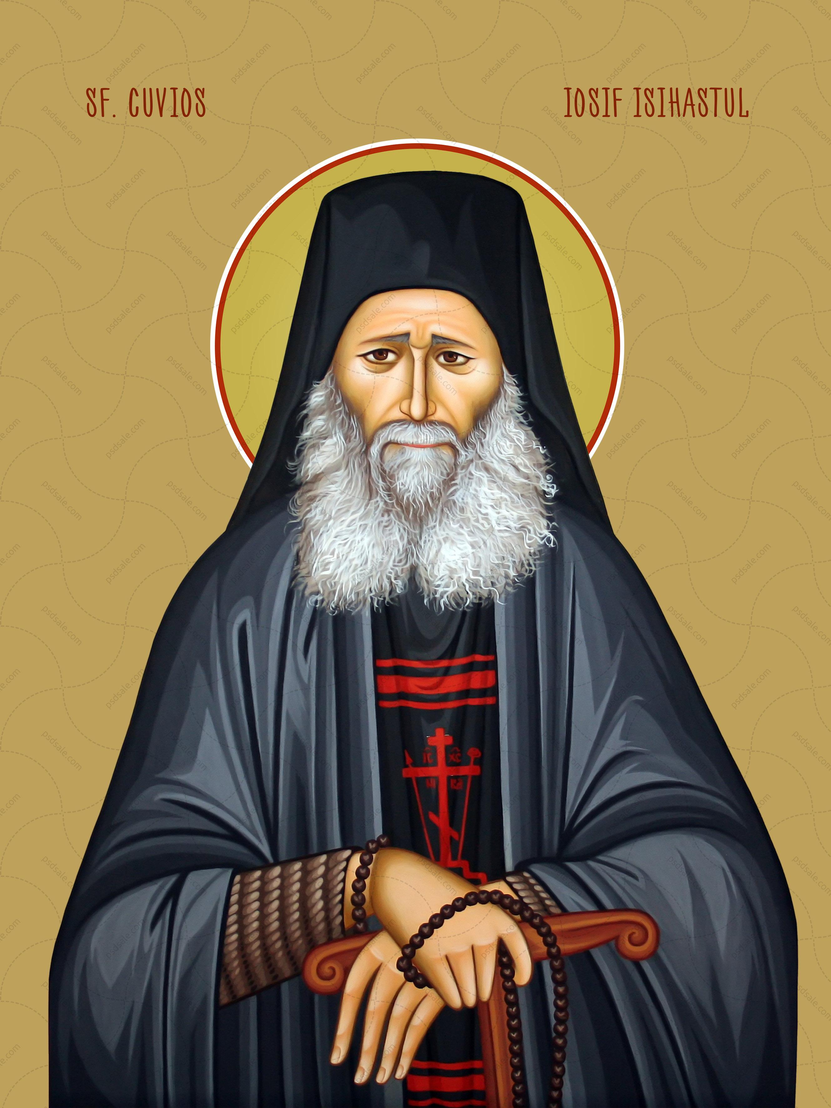 Иосиф Исихаст / Sf. Iosif Isihastul