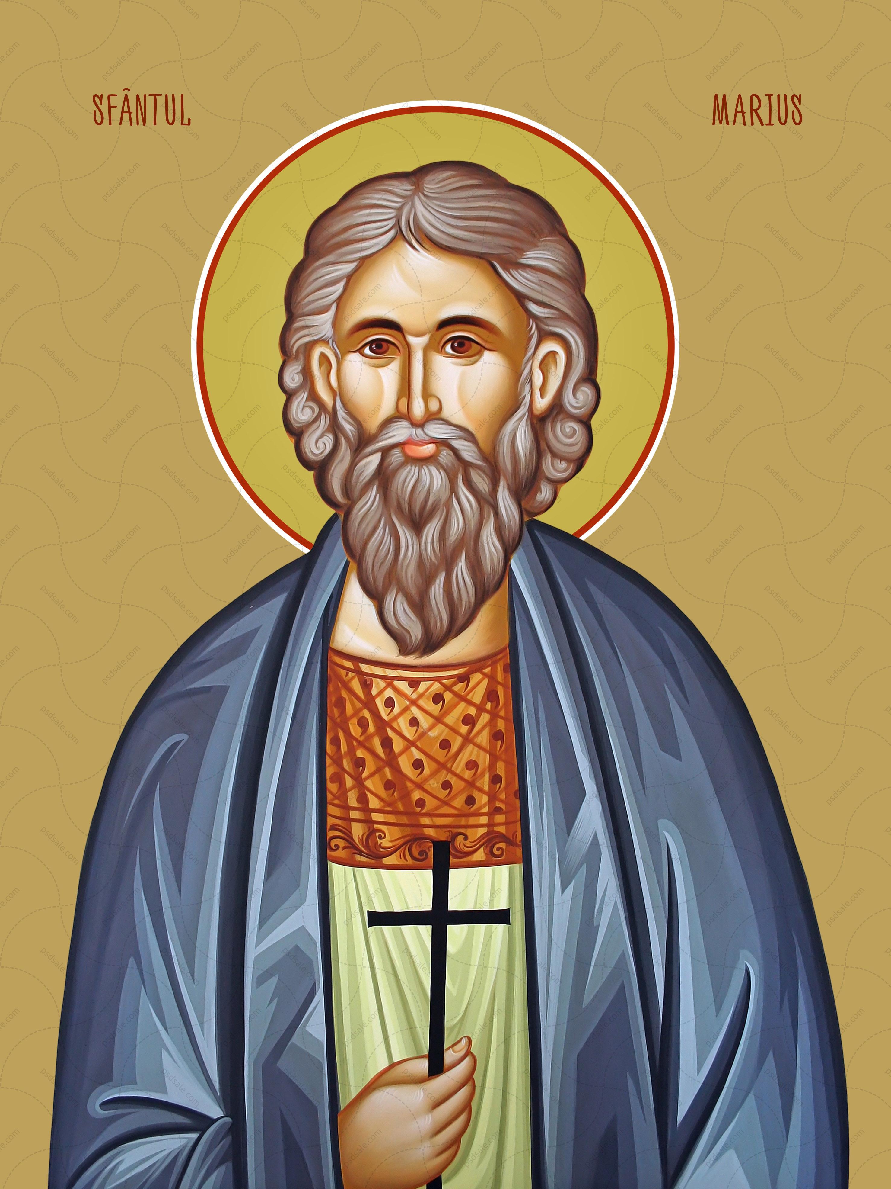 Мариус / Sf.Marius