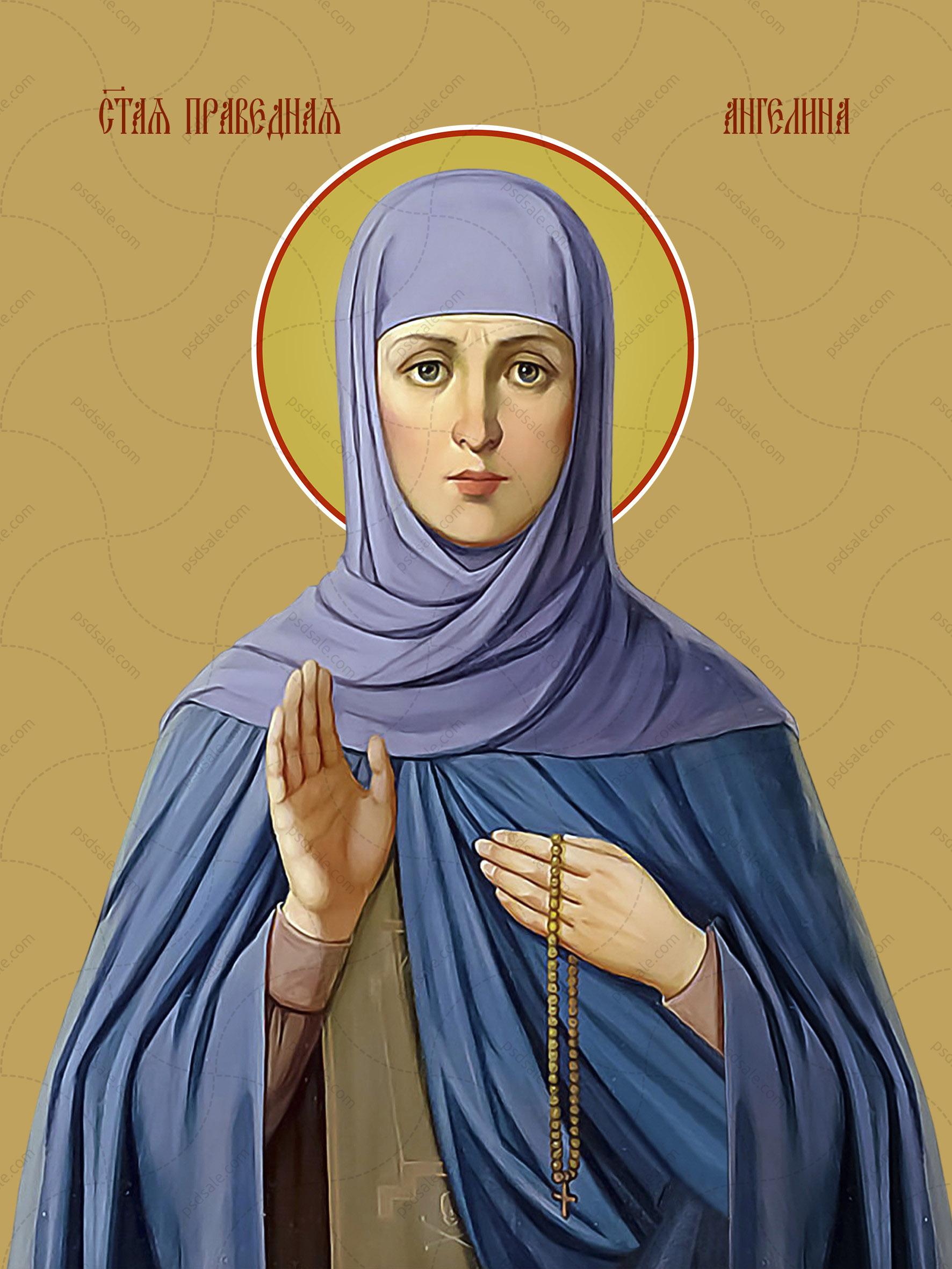 Ангелина Сербская, святая
