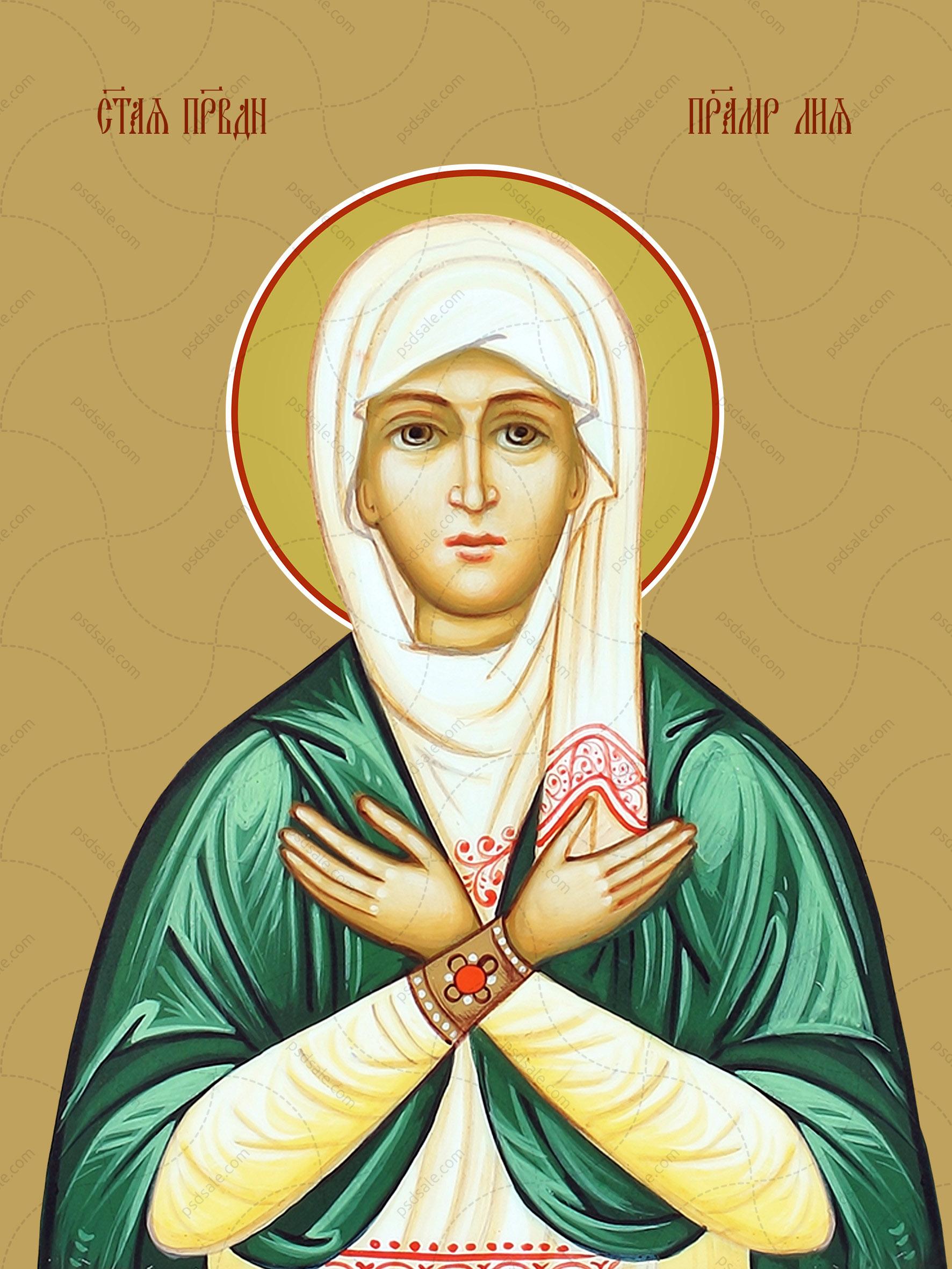 Лия, святая праведная праматерь