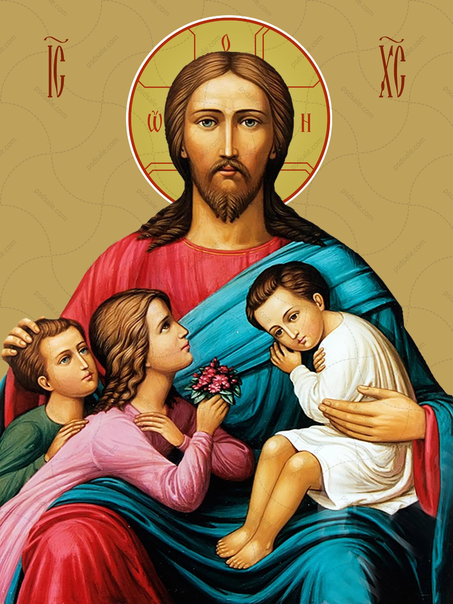 Благословение детей