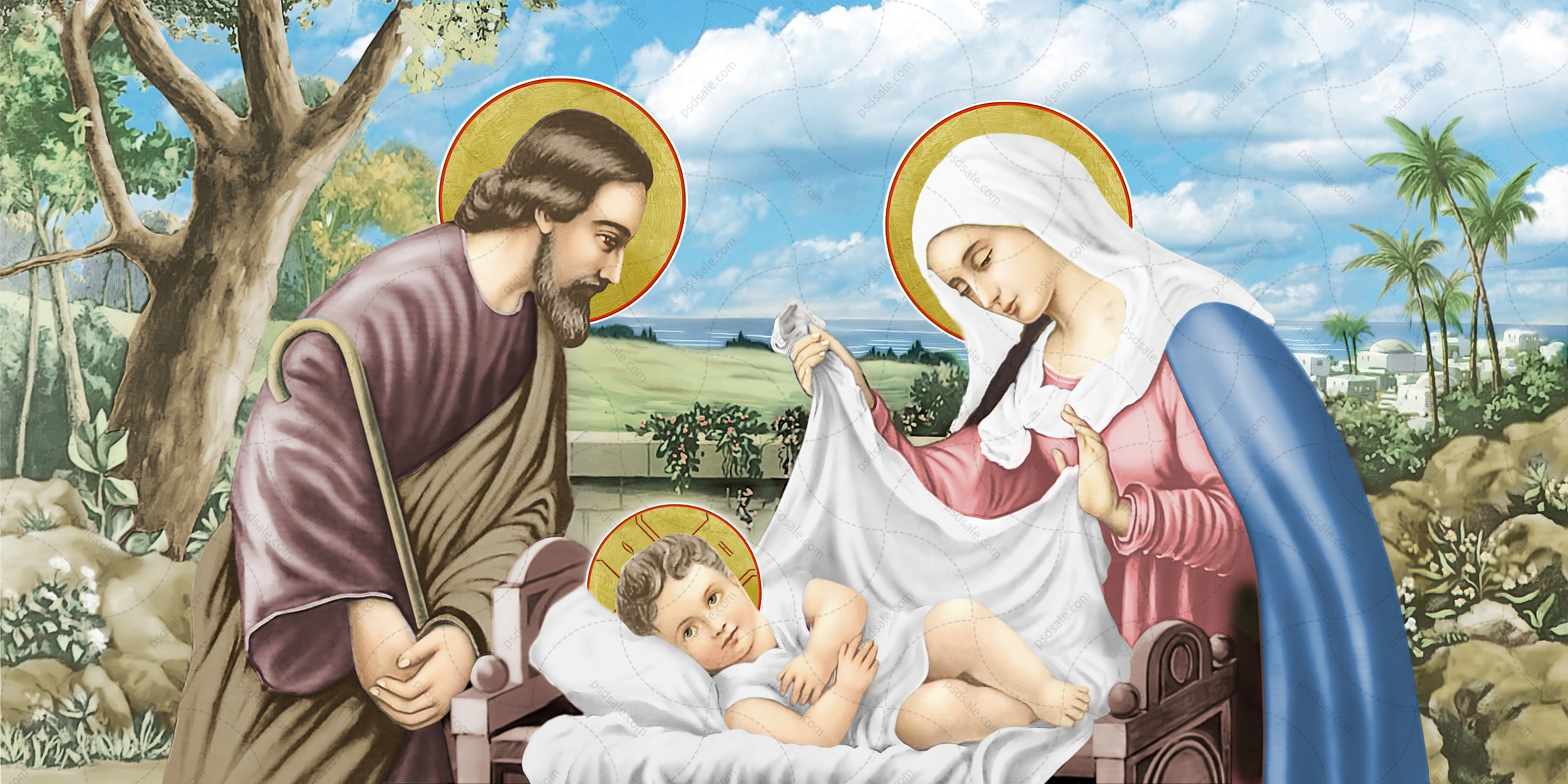 Богородица с Иисусом