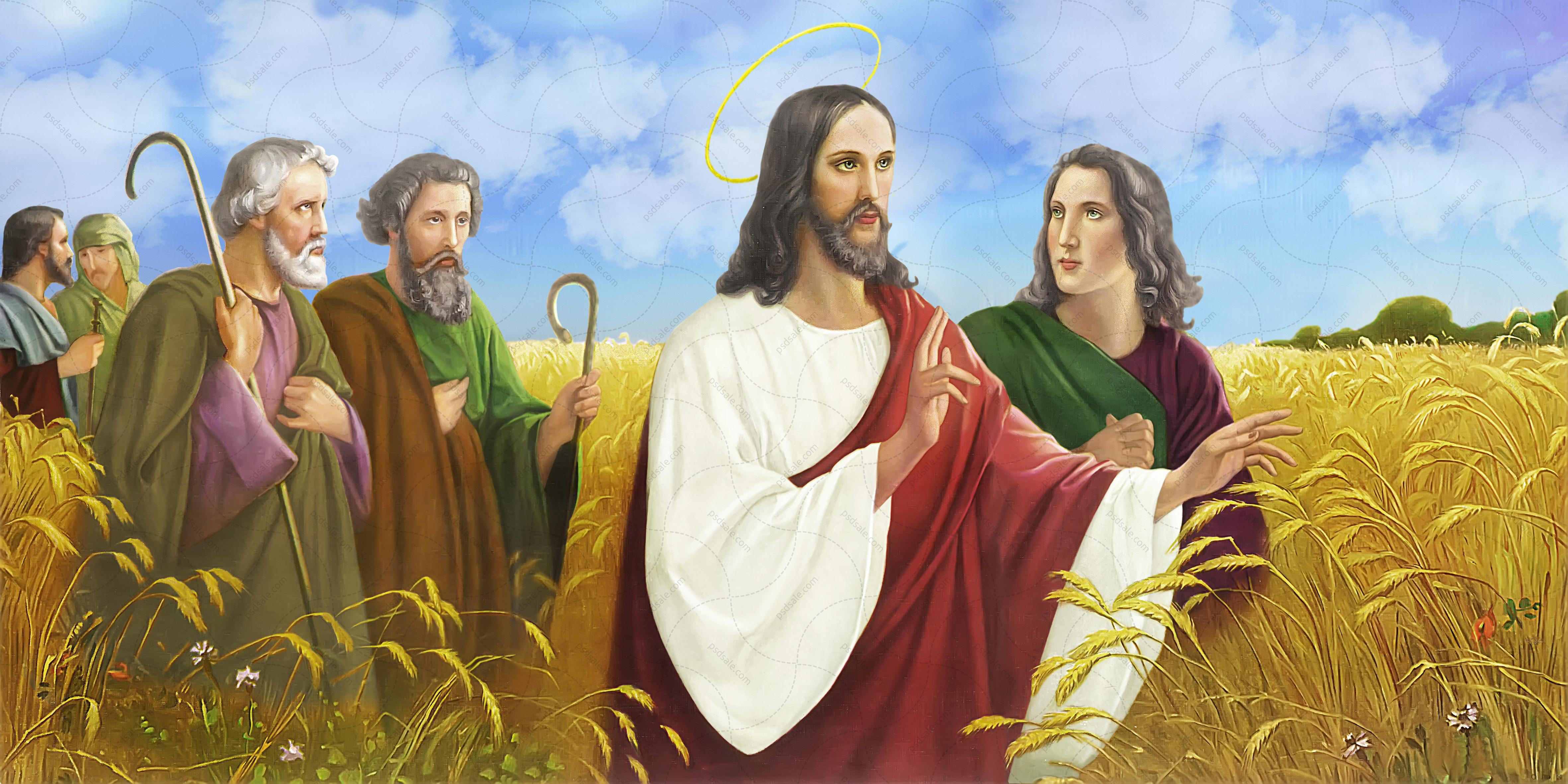 Иисус во ржи
