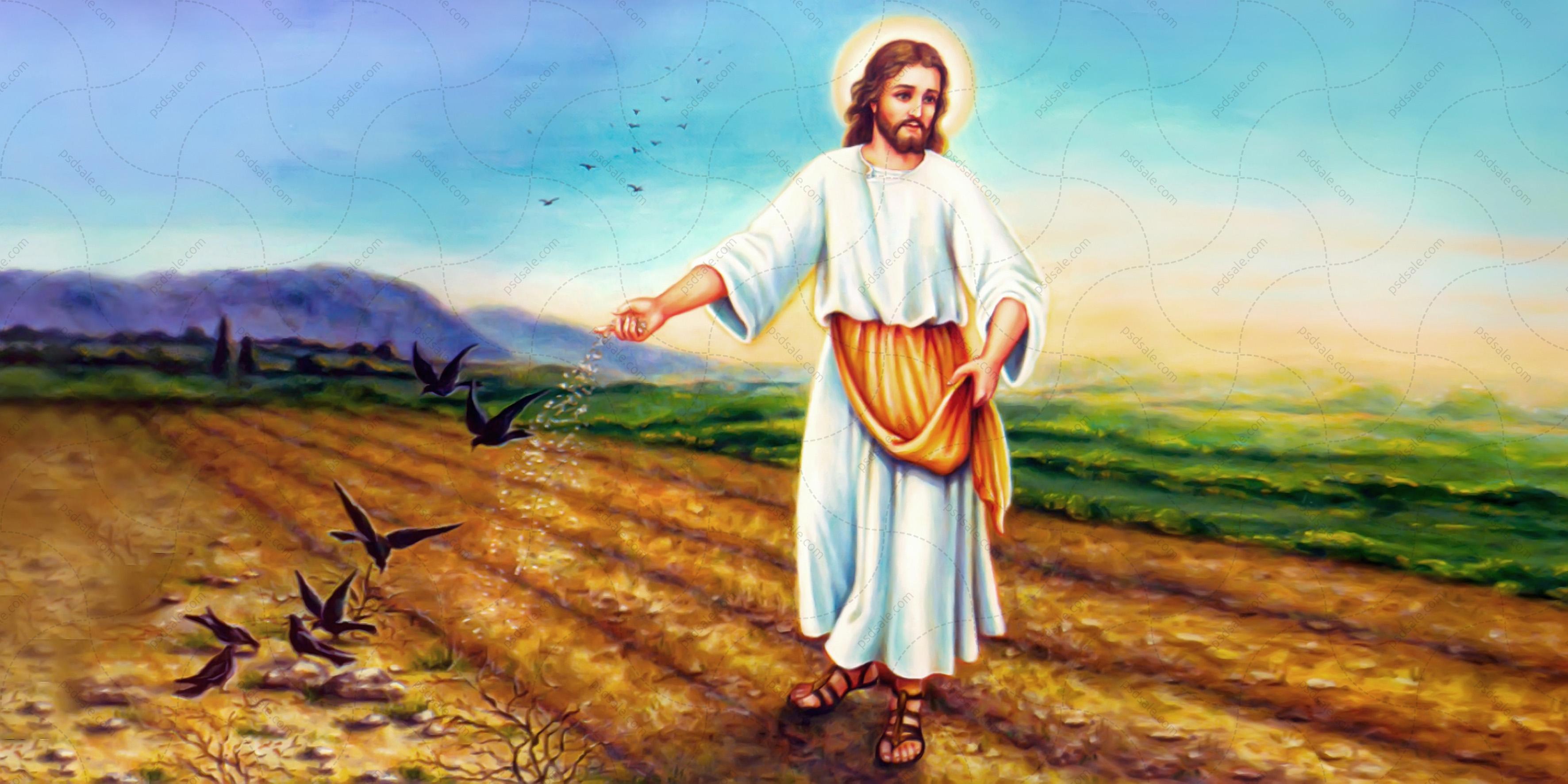 Иисус сеятель