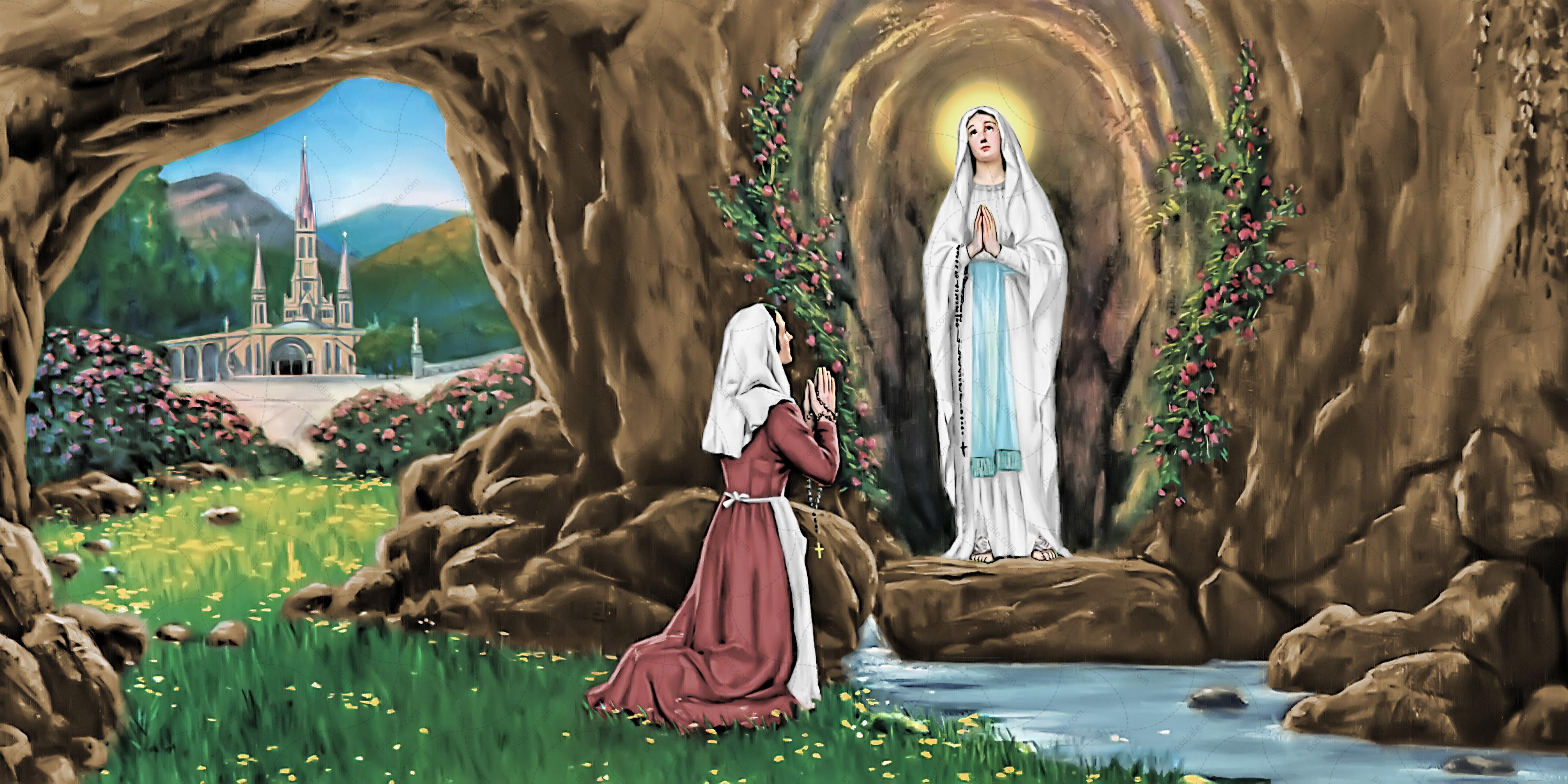 Явление ангела Марии